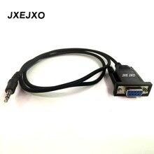 JXEJXO Cavo di Programmazione fro Alinco Radio per DJ X3 DJ V5 DR 435 ERW 7 ERW 4C