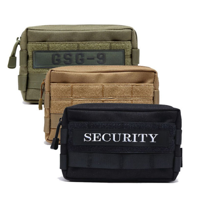 Multi-functional Military Waist Pack Utility Carry Bag Assault Wallet Pouch 18*14cm Brand New