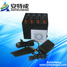 4 Портов Смс GSM Модем Бассейн Q2406B 900/1800 МГц