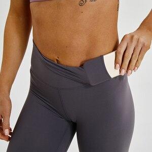 Image 5 - Классические 2,0 блестящие мягкие спортивные колготки shinхорошо на ощупь для фитнеса, спортивные штаны для йоги