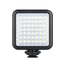 49 LED Dimmable Ultra Bright Portable High Power Panel Video Light for DJI OSMO 2 Zhiyun Smooth 4 Gimbals,Sony Camera