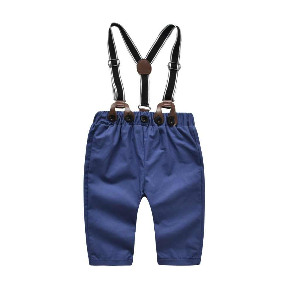Babzapleume Lente Kinderen Dragen Pasgeboren Kleding Babykleertjes Set Cartoon Lange Mouw Jumpsuit Baby Jongens Bodysuit + Broek BC1715-1