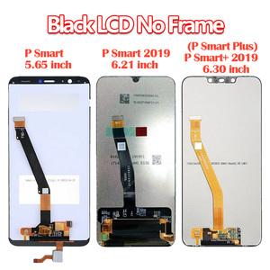 Image 3 - Originele lcd voor Huawei P Smart + Plus 2019 Lcd scherm + Touch Screen Digitizer Vergadering LCD Display P Smart 2019 Scherm
