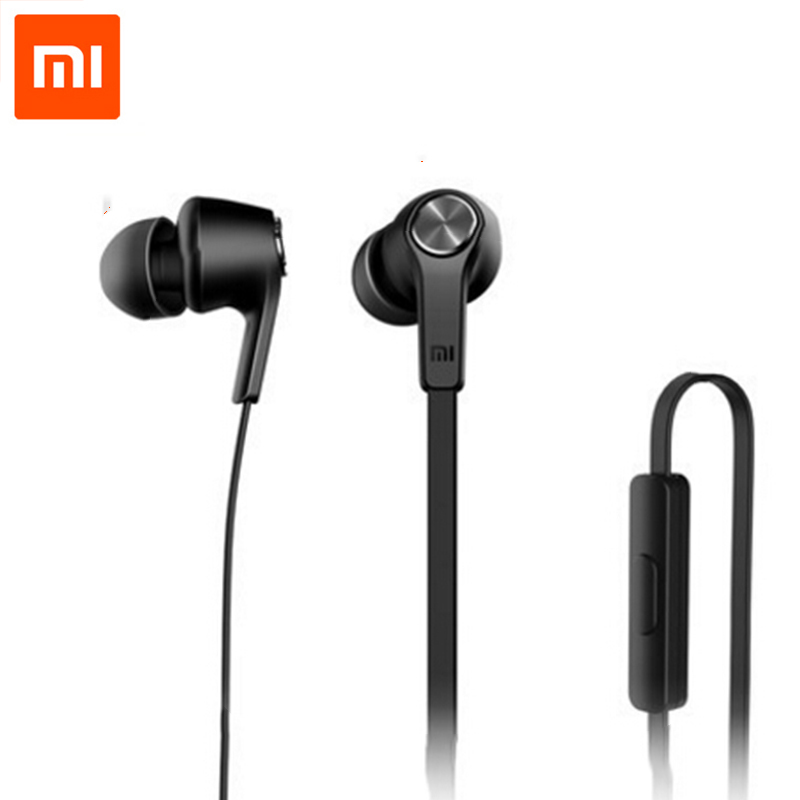 Newest Original Xiaomi Piston Colorful Youth Edition Earphones 3 5mm Hearphones Headset With Mic For Note