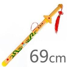 Wooden Sword Children Toy Wood Weapon Model Kid Children Toys Outdoor Fun & Sports