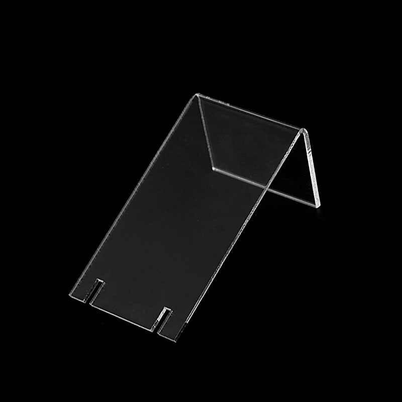 Joyas pendientes organizador exhibición soporte Mini estante escaparate