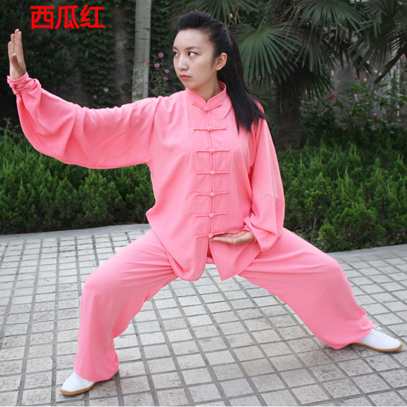 Chinese Traditional Kung Fu Uniform Men Ancient Wushu Martial Arts Sets Men Tai Chi Morning Exercise Clothing Taiji