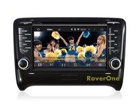 Для Audi TT TTS MK2 2006 2013 Android 8,1 Automotivo Авто Радио DVD gps навигации СБ Navi центральной мультимедийная Главная панель