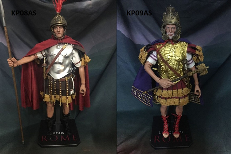 "1/6 scale figure Ancient Rome Praetorian Guard or Roman General.12 inch"" action doll.Collectible Figure model toy.Price for one"""