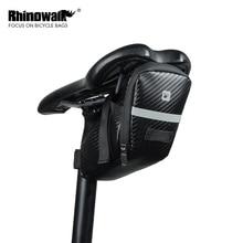 RHINOWALK Bicycle Bag Bike Saddle Waterproof Seatpost Storage Pouch Cycling Tail Rear MTB Road inner tube kit Case