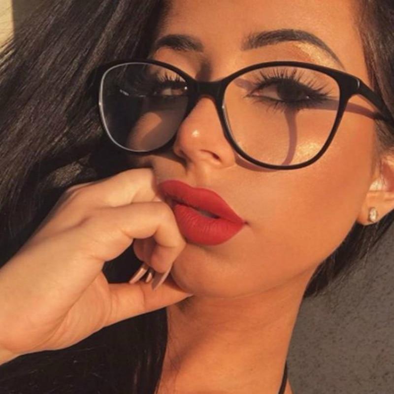 Kottdo Spectacle Black Frame Women Glasses Frame Clear Lens Men Brand Eyewear Optical Frames Myopia Nerd Black Eyeglasses