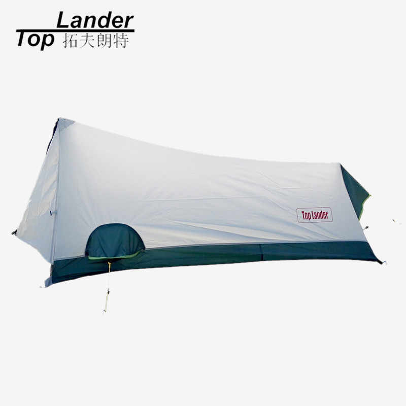 0763a4bb7d Ultralight Tent Portable 1 Person Single Tents Bivvy UV Protection  Waterproof Tents 4 Seasons Camping Outdoor