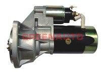 STARTER MOTOR FOR ISUZU 4JB1 ENGINES DIESEL S24 07 8944234520, 24V 3.5KW 9T