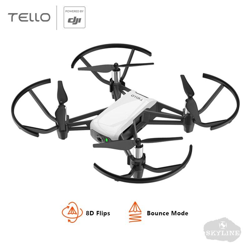 DJI Tello Mini Drone 720P HD Camera - APP Remote Control Folding Toy 3