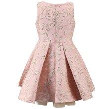 Girls Sleeveless Dresses