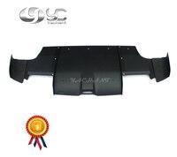 Stylizacja samochodu FRP włókno szklane dyfuzor tylnego zderzaka pasuje do 2008 2012 Impreza GRB STI VS Style tylny dyfuzor zestaw z boczną płetwą w Zderzaki od Samochody i motocykle na