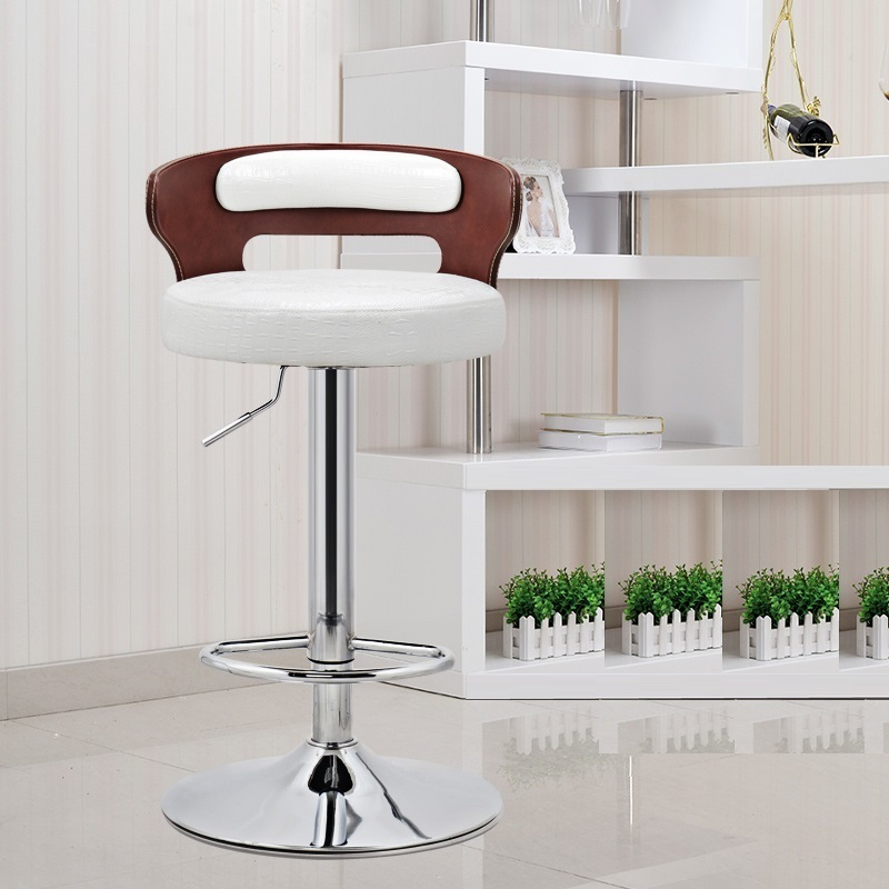 Southeast Asian style bar stool Computer coffee lift chair Starbucks coffee shop stool retail and wholesale free shipping continental bar chairs rotating chair lift back bar stool reception tall silver beauty makeup chair