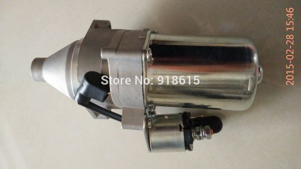 GX390188F 5KW  Starter  Solenoid Shift gasoline engine and generator parts replacementGX390188F 5KW  Starter  Solenoid Shift gasoline engine and generator parts replacement