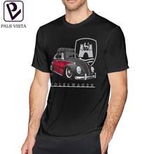 Camiseta de escarabajo para hombre, camiseta negra y roja, camiseta de talla grande impresionante, camiseta de algodón con estampado de manga corta 100