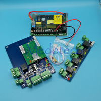 TCP IP Single Door Access Control Panel System 12V5A Uninterrupted Battery Function Power Supply Alarm Expension