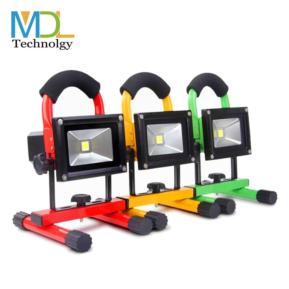 Draagbare LED schijnwerper 10 W 20 W 30 W 50 W Outdoor Oplaadbare LED - Buitenverlichting