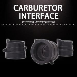 4 PCS Carburetor Carburetter Adapters interface Connector Glue For Honda CBR250 CBR250RR MC14 MC17 MC19 MC22 CB400 CB-1 CB400SF(China)