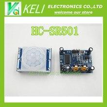 1PCS/LOT HC-SR501 HCSR501 SR501 human sensor module