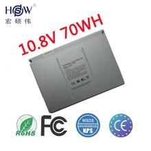 68WH Laptop battery A1189 a1212 a1151 MA458 MA458*/A MA458G/A MA458J/A for Apple MacBook Pro 17 Series