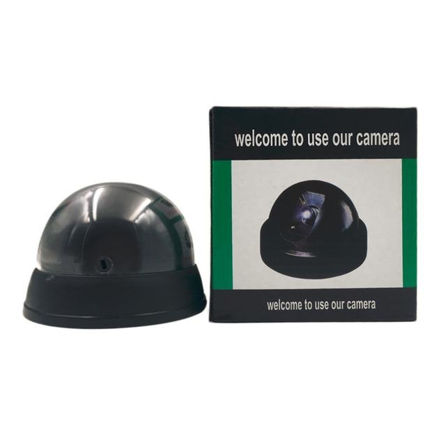 Dummy Camera Video Surveillance For Home Fake Camera Simulated video Indoor/Outdoor IR Led Dome Camera 5