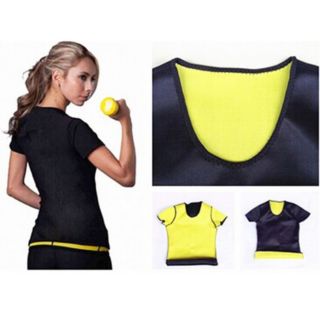 Thermal Body Compression Slimming Shirt Shaper
