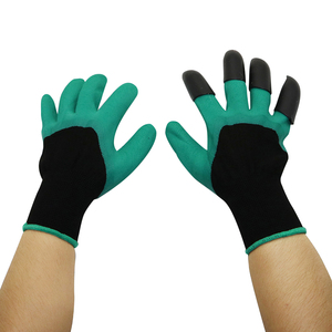 Garden Genie Gloves with Plast