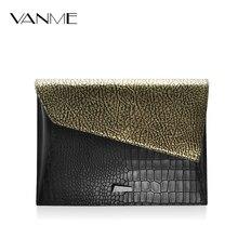 Envelope Day Bolsa Embragues Bolso Bolsa de Noche de Cuero genuino Bolsos de Hombro de la Marca de Lujo de Diseño Cateria Feminas Bolso de Plata de Oro