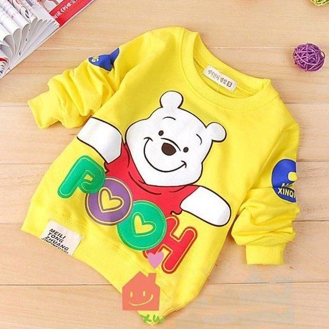 Baby Boys and Girls Long Sleeve Shirt