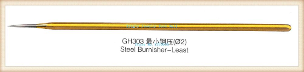 Free Shipping Steel Burnisher Dia 2 Steel Burnisher Burnisher For Diamond Making