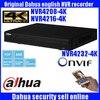 Original ENGLISH Firmware Newest Dahua 4K NVR Model Onvif 1U 4K Network Video Recorder NVR4208 4K