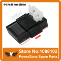 AC Fired 6pin 4+2 Pins CDI Fit tCG CB 125cc 150cc 250cc  Motorcyle Scooter ATV Quad Go Kart Buggy Free Shipping