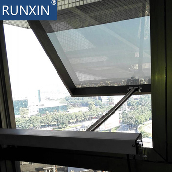 A-OK zmotoryzowany otwieracz do okien DC24V kontrolowany przez konsola przewodowa tanie i dobre opinie Automatyczne bram electric window opener