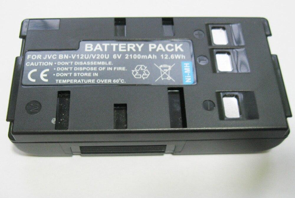 Batería 2100mah para JVC gr-fxm605 gr-lt10 gr-lt90 gr-mv1 gr-fxm161 gr-fxm373