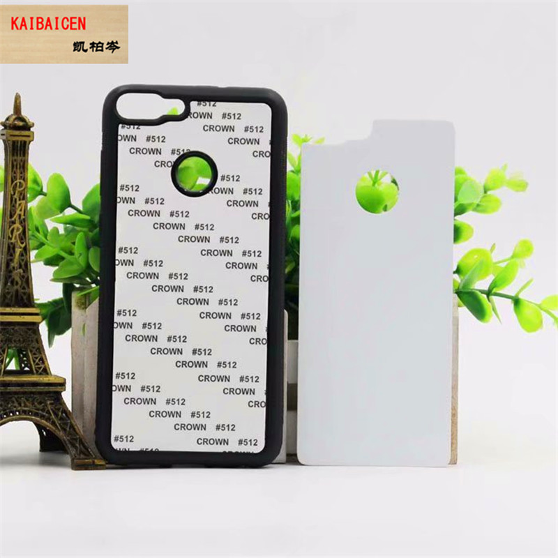 Mixture order sublimation TPU PC phone cover soft rubber case