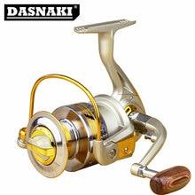 Freshwater reel Anti corrosion fishing reel EF1000 7000 10BB 5 5 1 Metal spoo Fishing Wheel