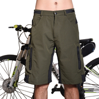 Mens MTB Downhill tld Shorts Men Mountain Bicycle Cycling Breathable Water Resistant Short Mountain Bike tld Shorts