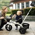 Triciclo crianças bebê bicicleta carrinho de criança de luxo walker-3-5-ano-velho carrinho de bebê carrinho de bebê carrinhos