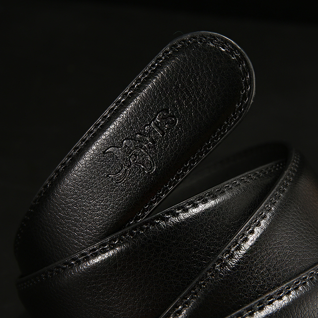 Leather Strap Male Belt