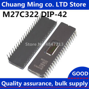 M27C322-100F1 M27C322 27C322 DIP-42 New original IC EPROM