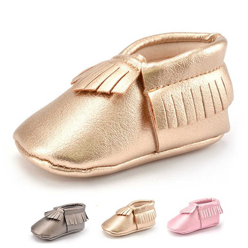 line Get Cheap Gold Branded Baby Shoes Aliexpress