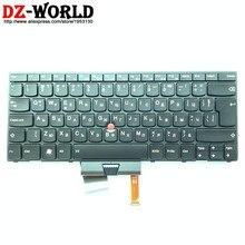 Клавиатура с подсветкой для Lenovo Thinkpad X1 1293 1294 Teclado 04W2764 04W0987 0B35720