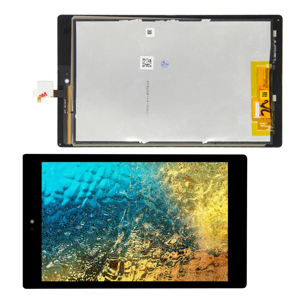 For Amazon Fire HD 8 (2017) HD8 2017 7th Gen SX034QT LCD Display Touch Screen Digitizer With Tool