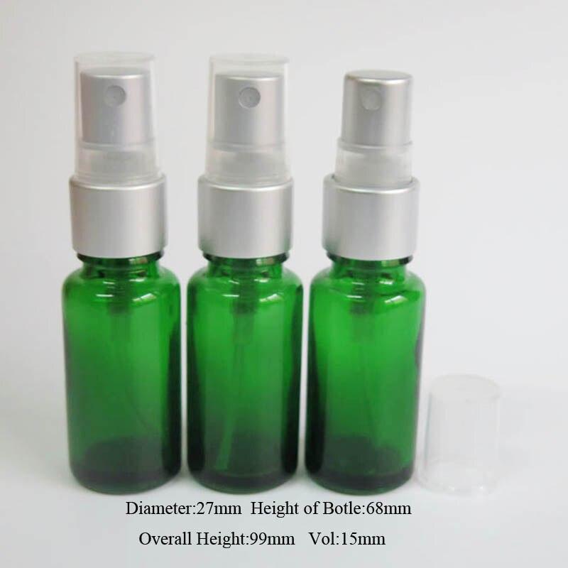 4e2bd94ac044 US $91.2  wholesale 100pcs empty Mini refillable perfume atomizer bottle  spray 15ml,perfume atomizer bottles spray,1/2 OZ spray bottle-in Refillable  ...