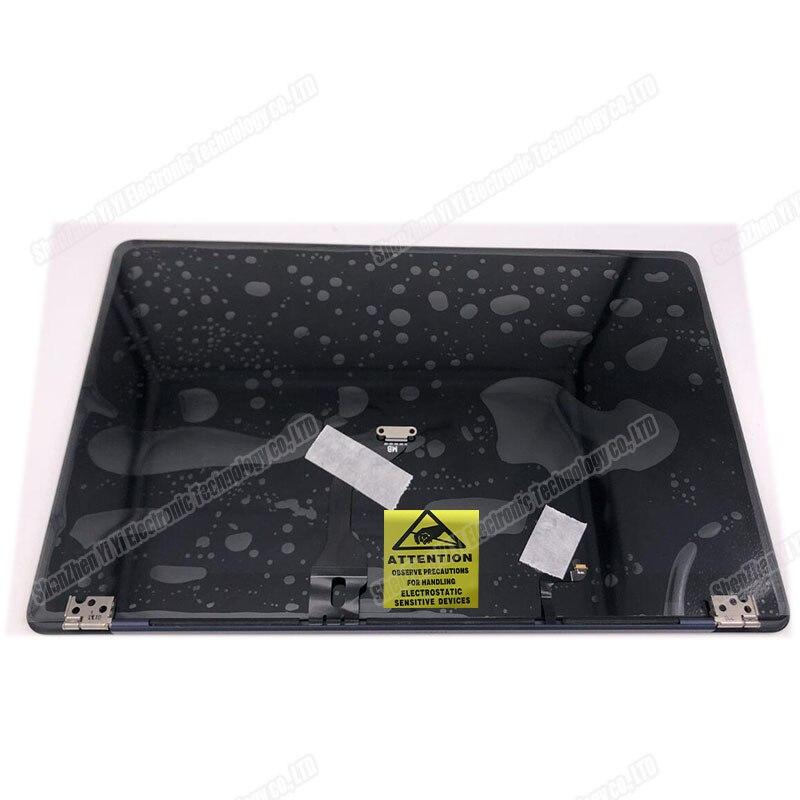 Polegada de Tela Lcd para Asus Zenbook Deluxe Ux490u Ux490uar Ux490 Notebook Display Lcd Fhd Azul Metade Superior Substituição 14 3 Ux490ua