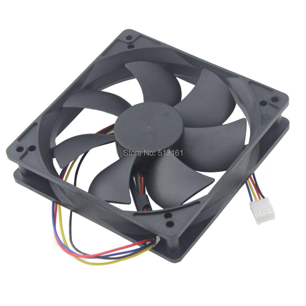 120mm 4pin fan 8